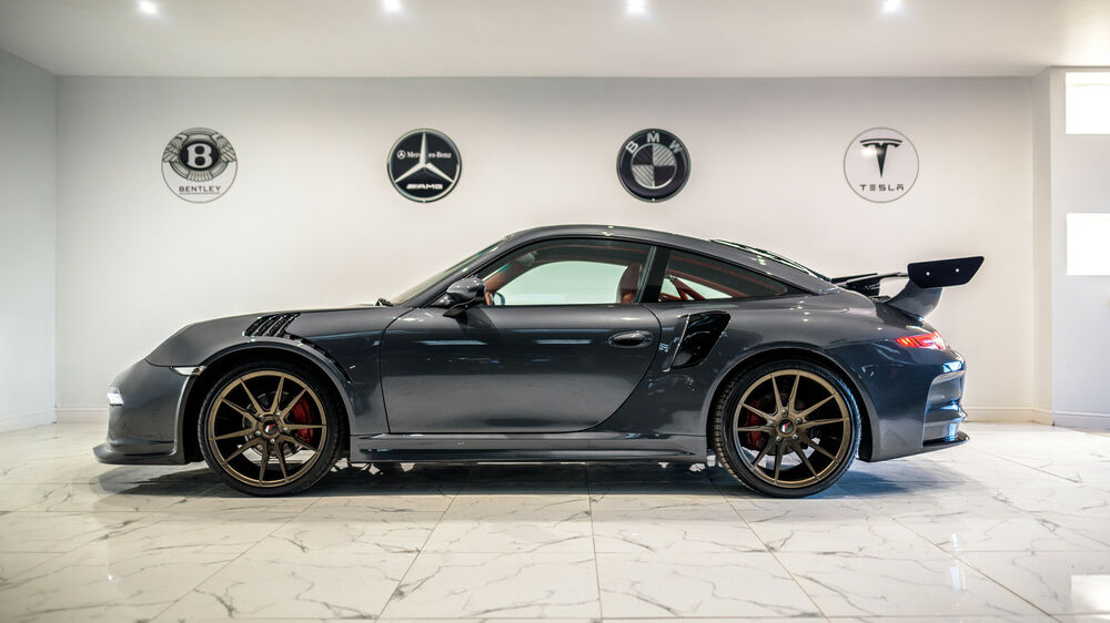 Porsche 996 To 991 Gt3 Rs Wide Body Kit 996 Conversion