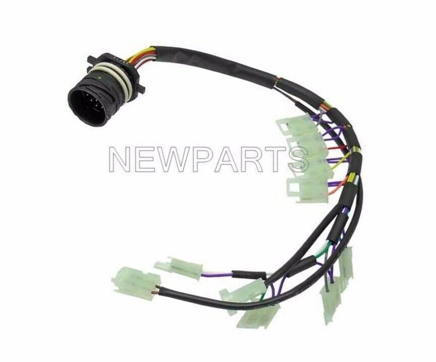 Bmw E53 X5 E38 740i E39 540i Wiring Harness Automatic