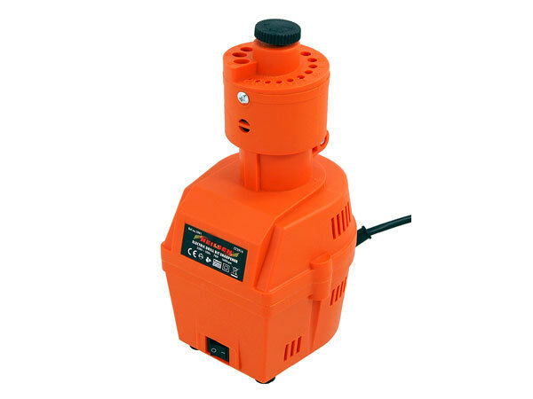 how to use drill bit sharpener with electric drill