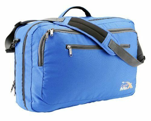 Cabin max messenger laptop carry on case bag travel for Laptop cabin bag