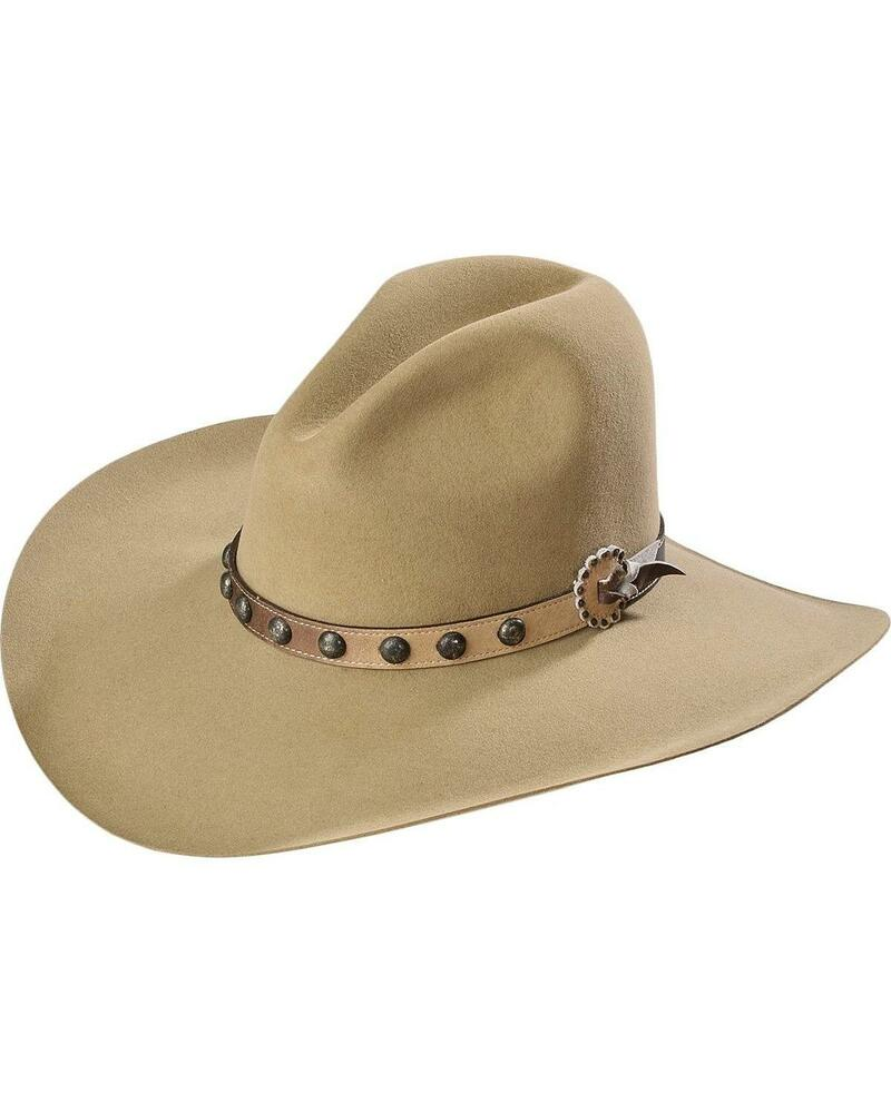 Stetson Men's 4X Broken Bow Buffalo Cowboy Hat - SBBBOW ...