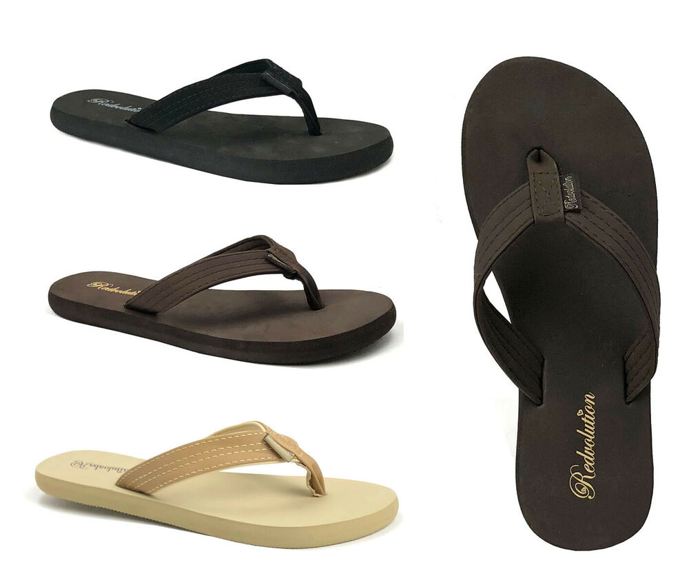 New Womens Classic Beach Sandals Flip Flops Soft Comfortable Casual -7774
