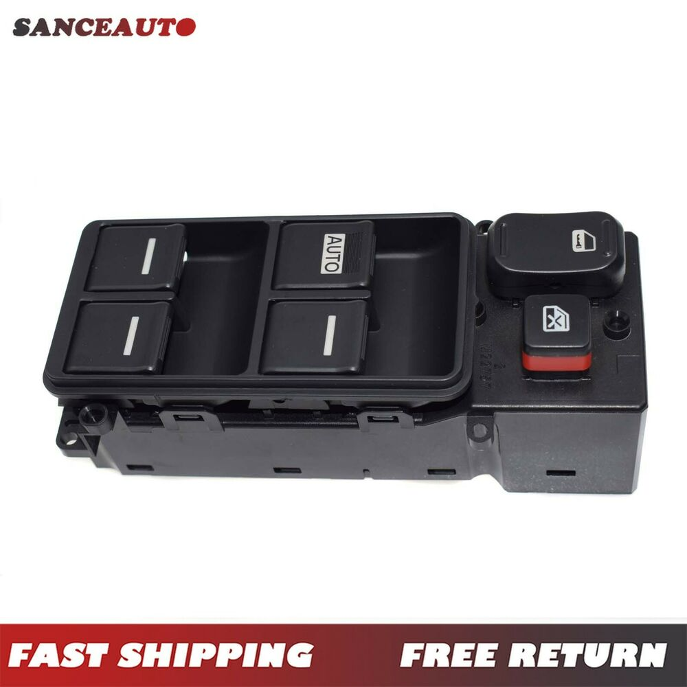 For 03 04 05 06 07 honda accord electric master power for 1994 honda accord power window switch