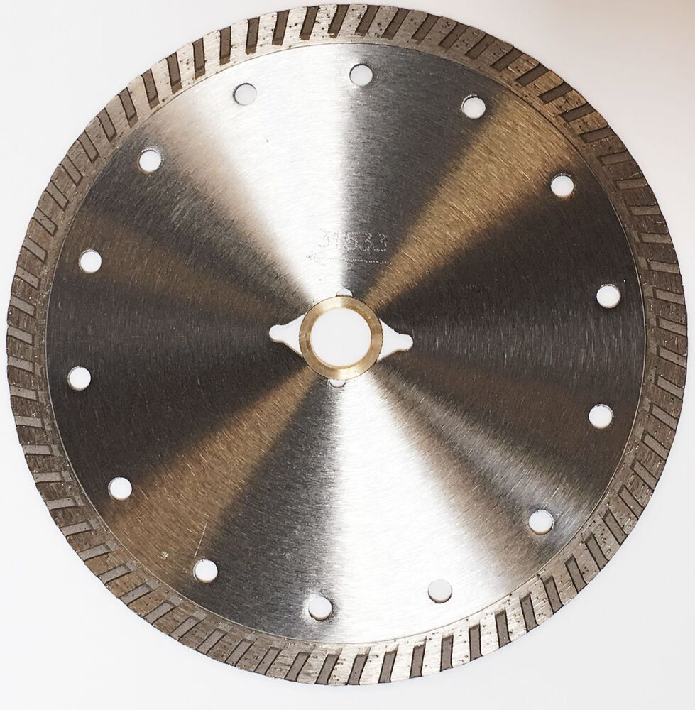 7 Inch Dry Or Wet Turbo Saw Blade With 5 8 Inch Arbor For