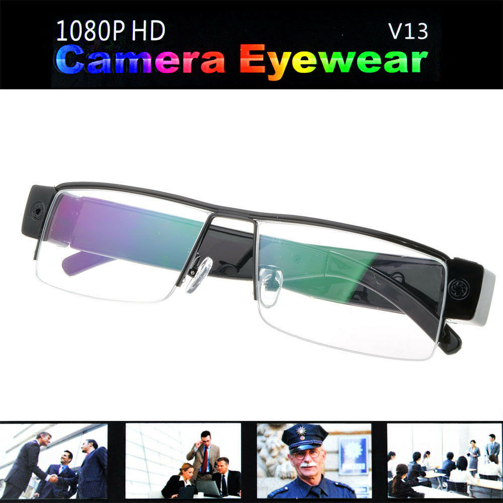 Camera Eyewear 1080p Hd V13 Louisiana Bucket Brigade