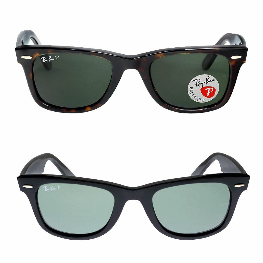 ray ban polarized original new wayfarer black tortoise. Black Bedroom Furniture Sets. Home Design Ideas