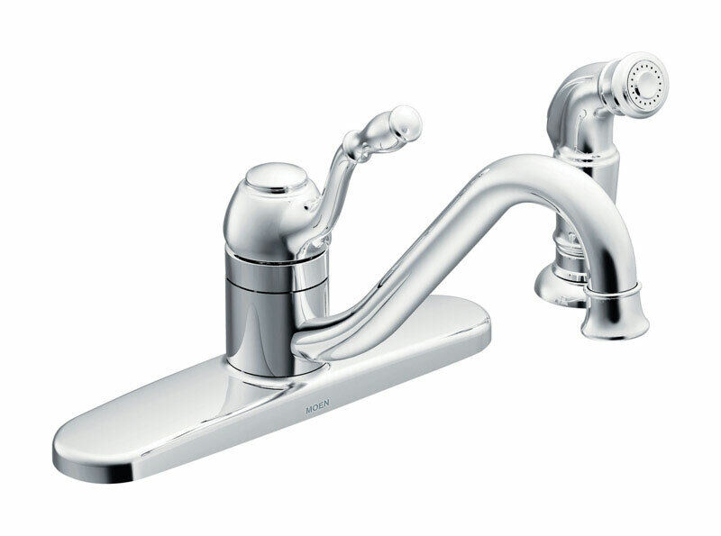 moen single handle kitchen faucets moen single handle kitchen faucet no ca87009 moen inc 25254