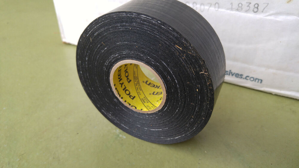 Polyken hi temp factory cloth engine wire harness tape
