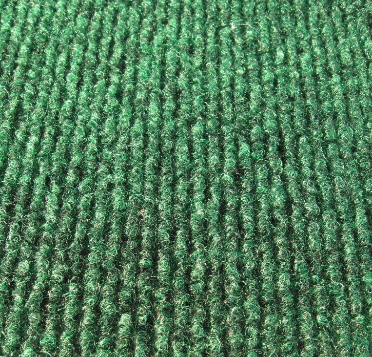 Green indoor outdoor area rug carpet non skid marine for Indoor outdoor carpet green