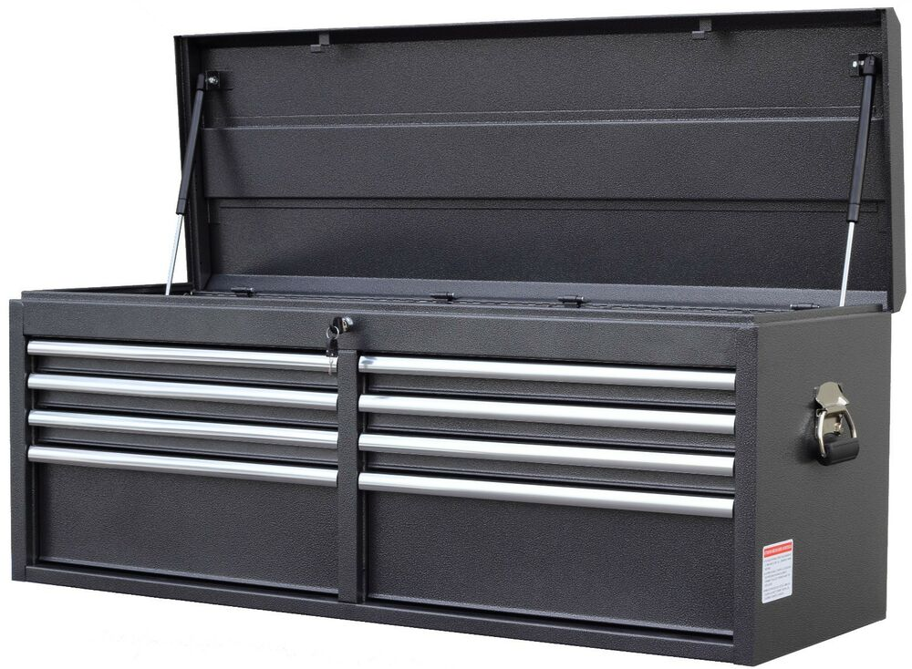Mechanics 8 Drawer Tool Box Chest Roller Cabinet: WEN 74558 52-Inch 8 Drawer Tool Chest 44459745587