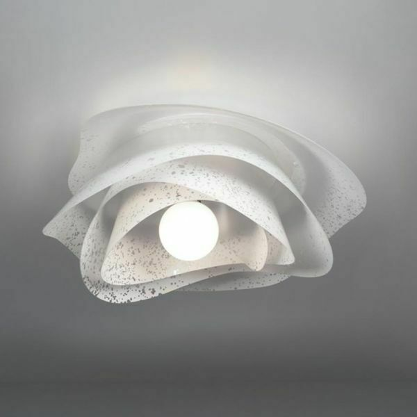 Applique plafoniera da soffitto rosa lampadario moderno - Applique per camera da letto ...