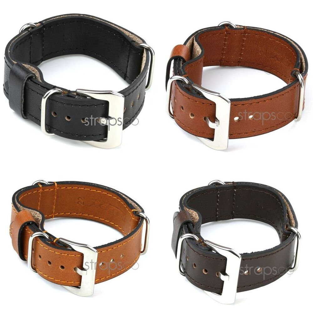how to change leather band on watch