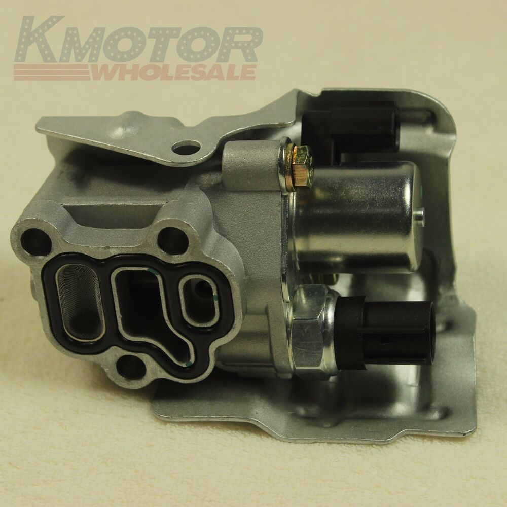 VTEC Solenoid Spool Valve + Gasket For Honda Civic Accord