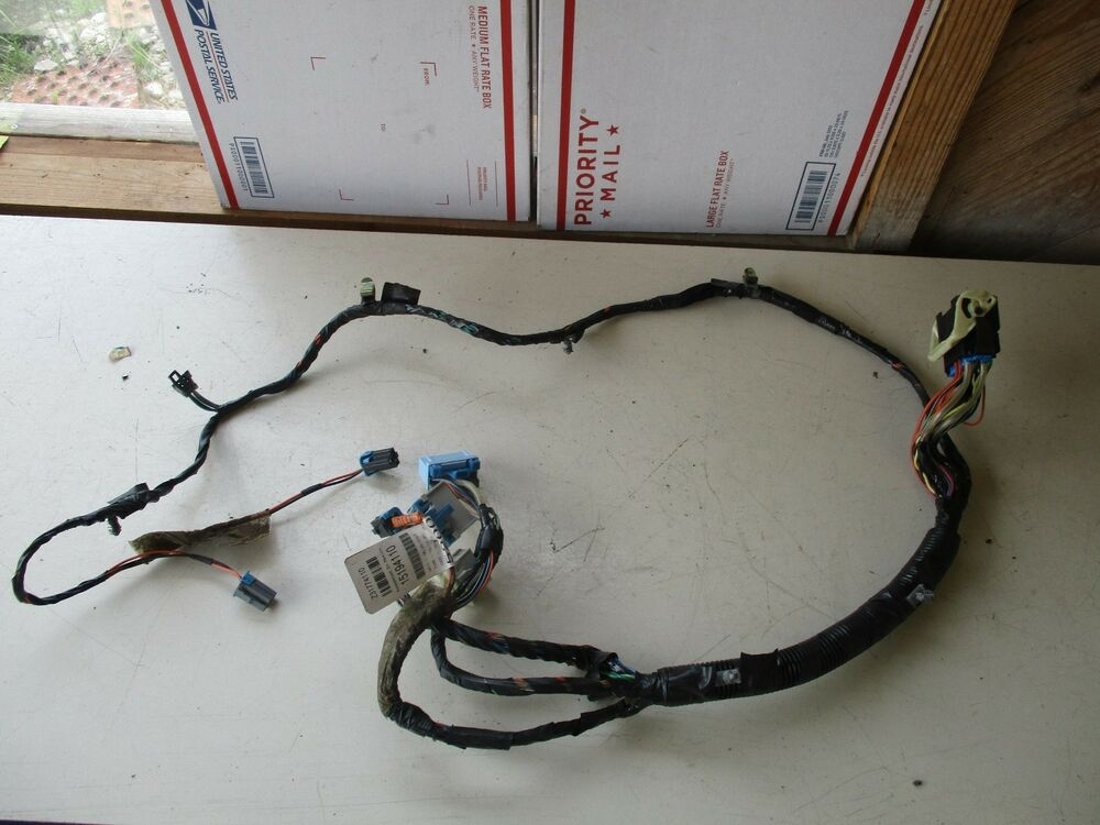 2004 suburban 1500 center console wire wiring harness ebay. Black Bedroom Furniture Sets. Home Design Ideas