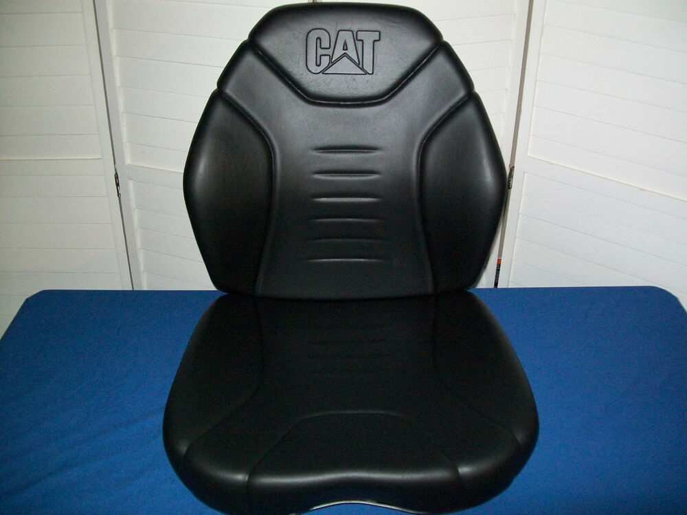 9r2653 Cat Seat : Cat caterpillar skid steer suspension seat replacement