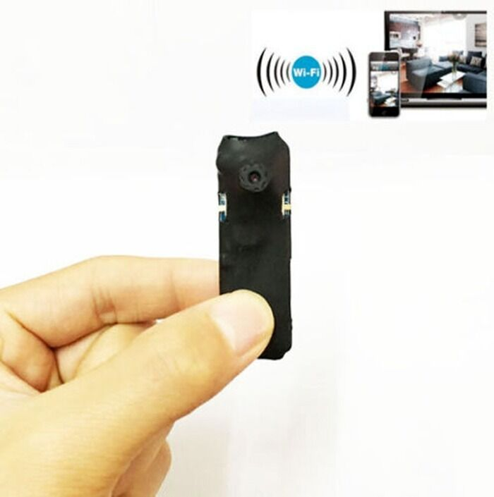 Wireless Ip Wifi Remote Color Audio Spy Camera Little
