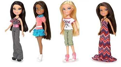 Bratz Lot Of 4 Packs Fashion Outfits Doll Clothing Accessories Ebay