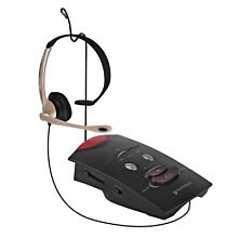 Plantronics S11 Office Telephone Answering System - Headset & Base w/ Controls