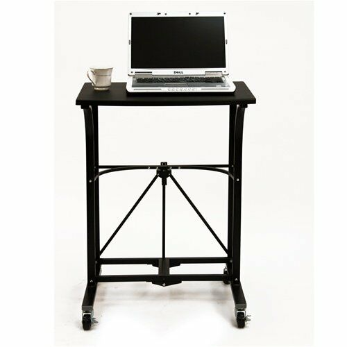 Laptop charging trolley