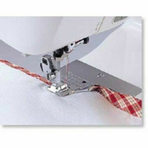 Brother SA109 Sewing Machine Bias Binder Foot New