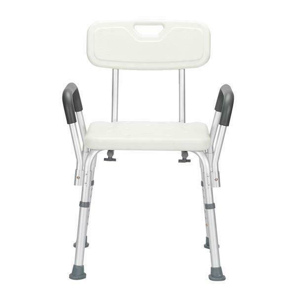Medical Shower Chair 10 Adjustable Height Bath Tub Bench