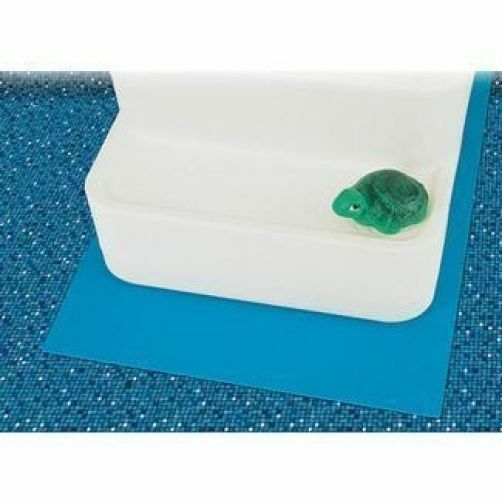 4 39 X 5 39 Deluxe Step Pad Protects Liners For Above Ground Swimming Pool Steps Ebay