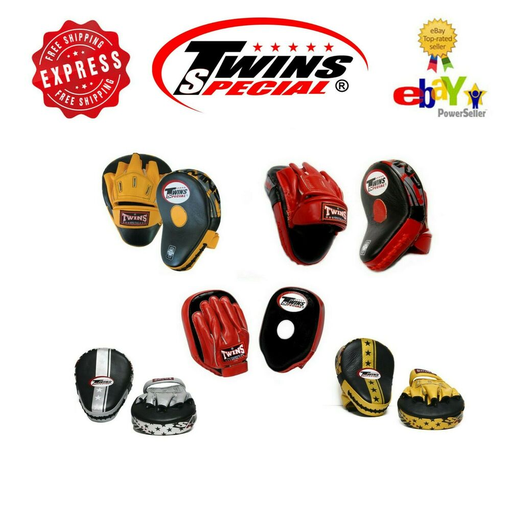 Shiv Naresh Teens Boxing Gloves 12oz: New Twins Special Muay Thai Boxing Punching Mitts Punch