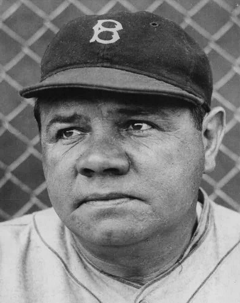 """the legend of babe ruth Mr creamer's book on ruth, """"babe: the legend comes to life"""" — which came out in 1974."""