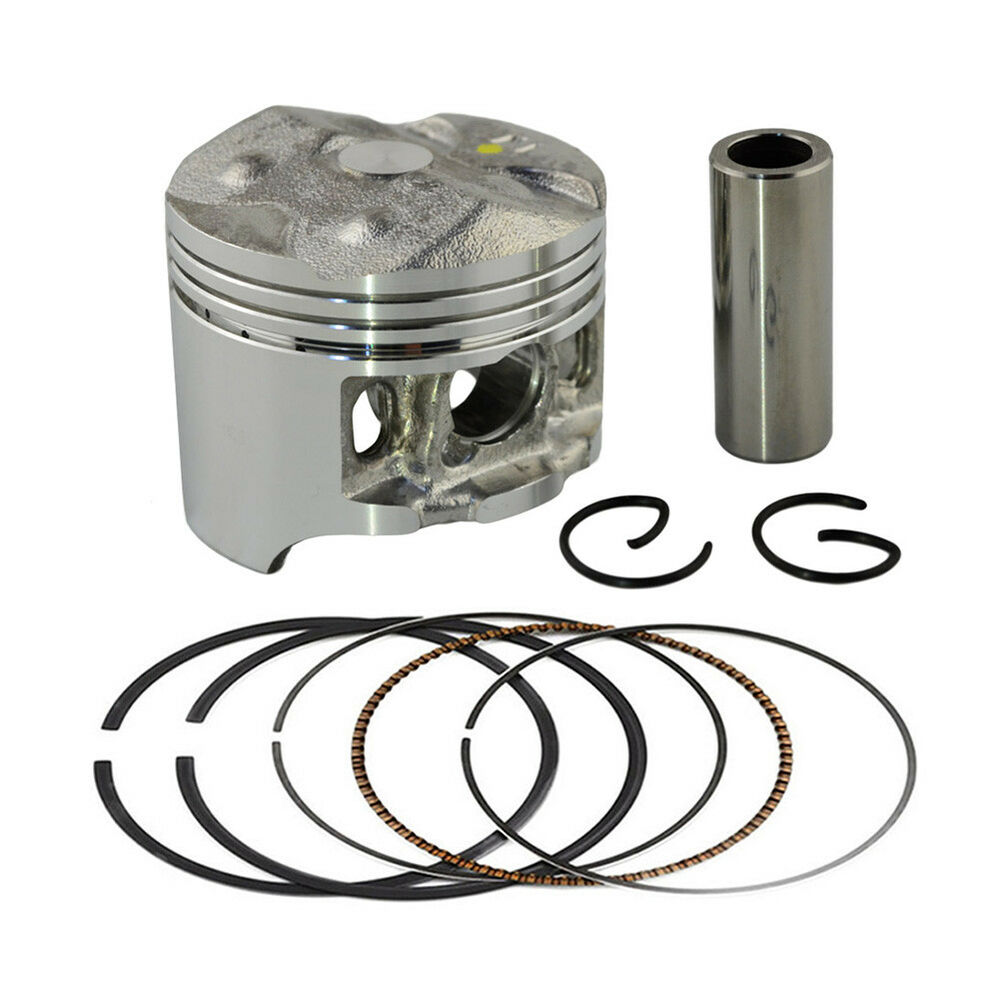Motorcycle Engine Parts Std Cylinder Bore Size 55mm: Piston Ring Kit For Honda CBR250 CBR250RR CBR22 KAZ MC22
