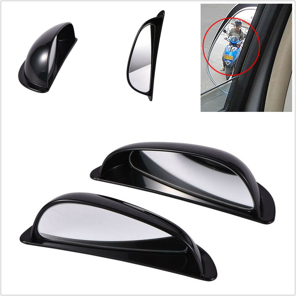 how to set up car mirrors