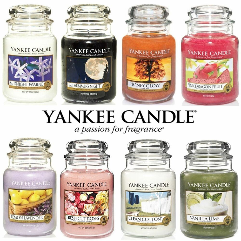 yankee candle scented fragrance candles classic luxury. Black Bedroom Furniture Sets. Home Design Ideas