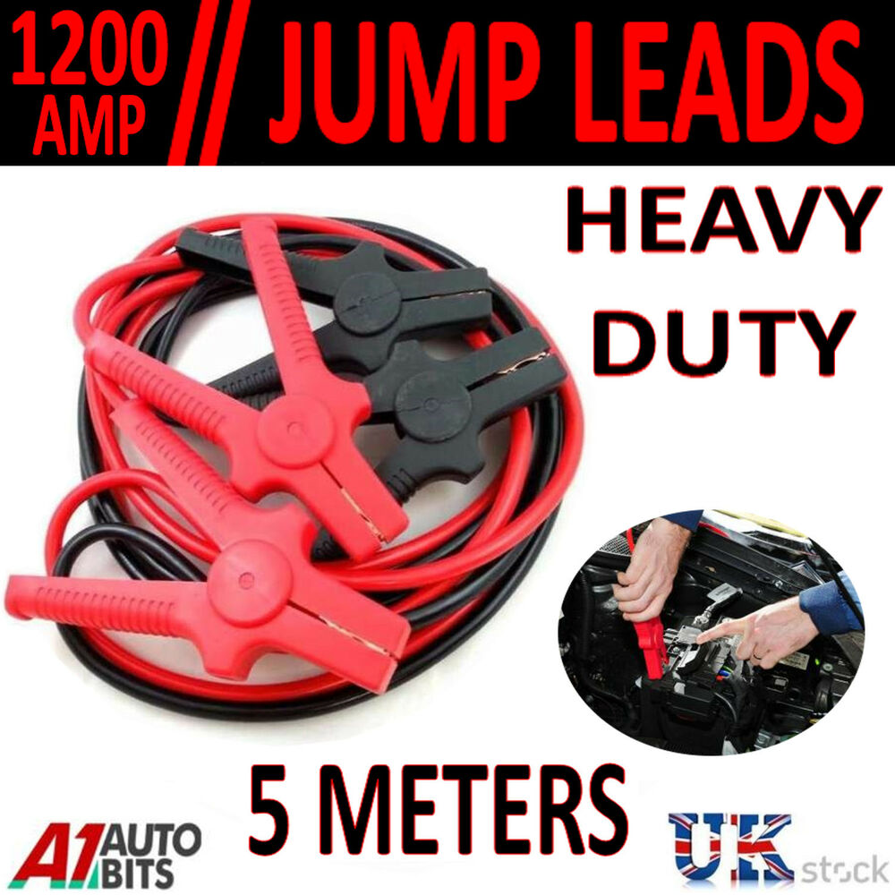 how to work jump leads