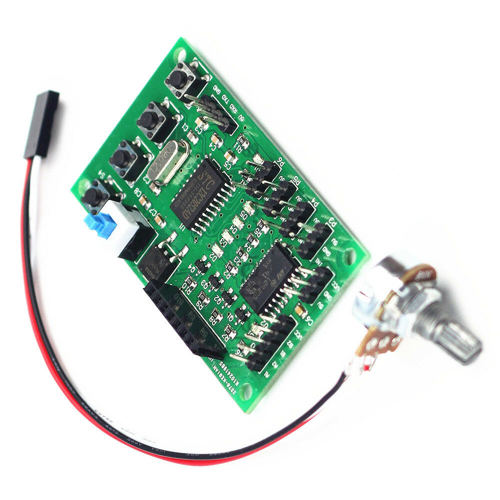 2 phase 4 wire 4 phase 5 wire stepper motor driver control for Controlling a stepper motor