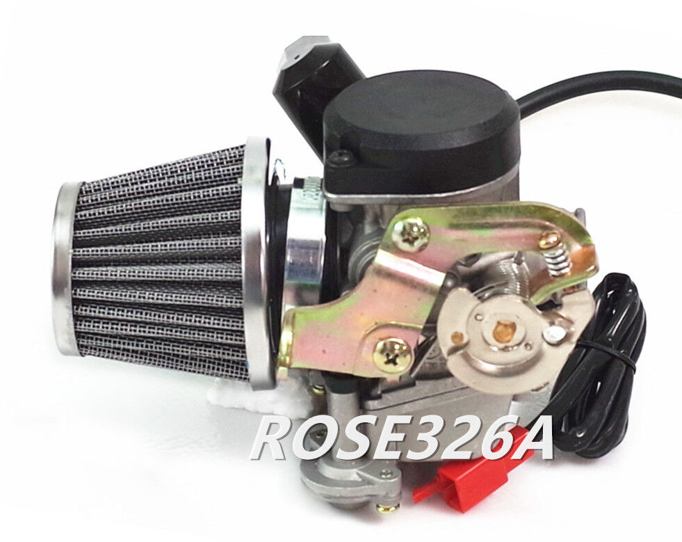 carburetor for 50cc verucci qingqi qm50qt 6v moped scooter carb ebay. Black Bedroom Furniture Sets. Home Design Ideas
