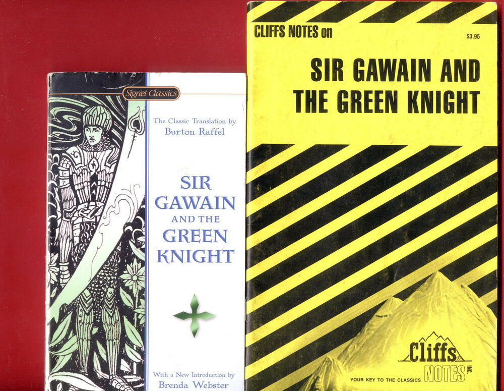 an interpretation of gawains sir gawain and the green knight Introduction like most medieval literature, sir gawain and the green knight participates in several important literary traditions that its original audience wou.