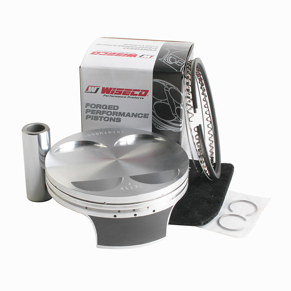 honda crf450r crf450 crf 450 450r wiseco piston 12 5 1 high comp 101mm 02 08 ebay. Black Bedroom Furniture Sets. Home Design Ideas