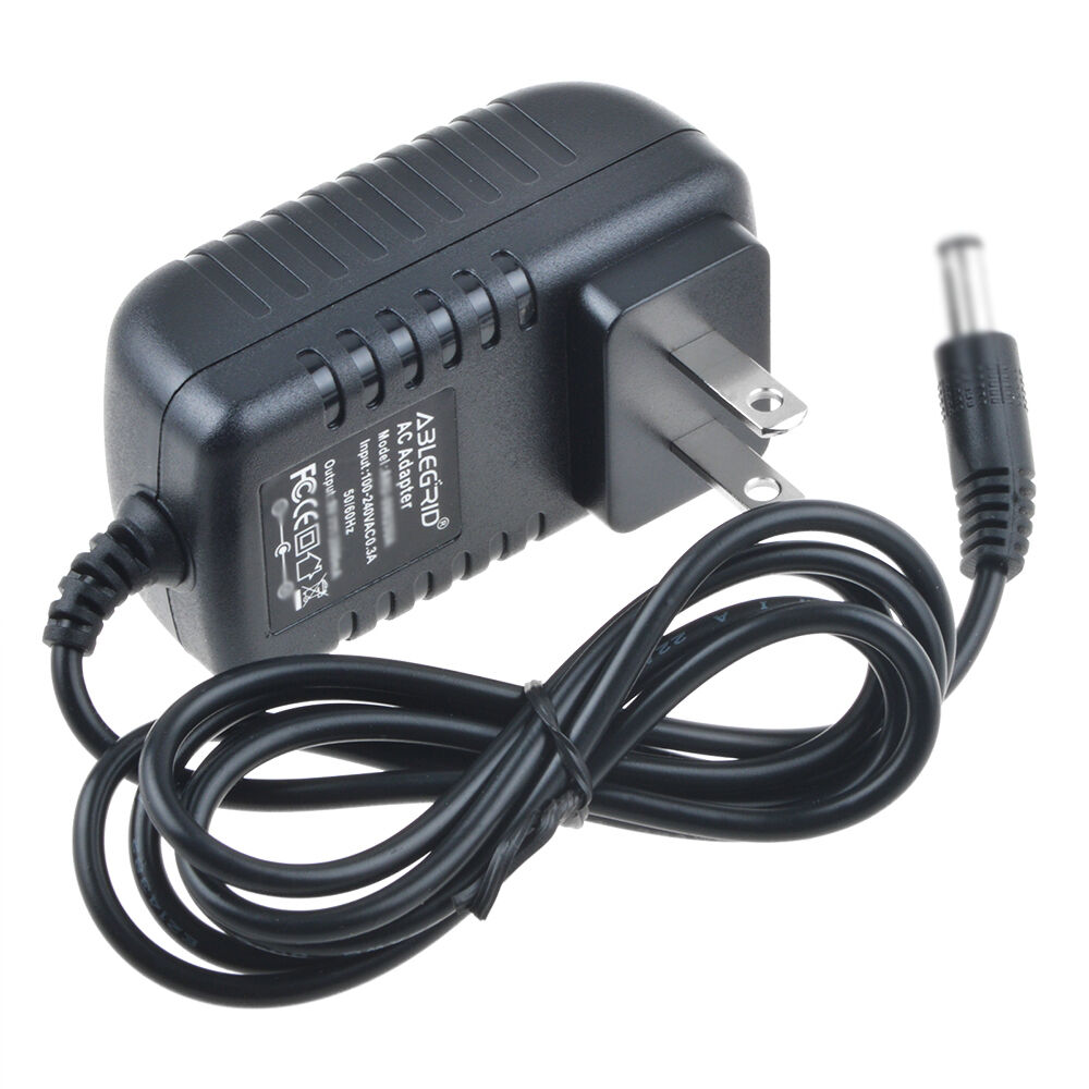 generic ac adapter for boss rc 30 rc 50 loop station charger power supply cord ebay. Black Bedroom Furniture Sets. Home Design Ideas