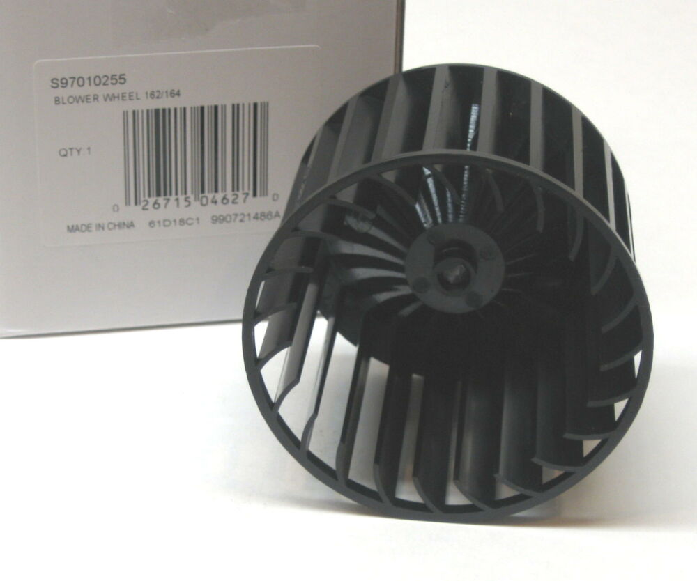 Broan Vent Fan Blower Wheel Squirrel Cage S 97010255