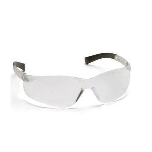 959b67f23b13 Details about SMALL SAFETY GLASSES PYRAMEX MINI ZTEK CLEAR LENS ANSI UV  PROTECTION S2510SN