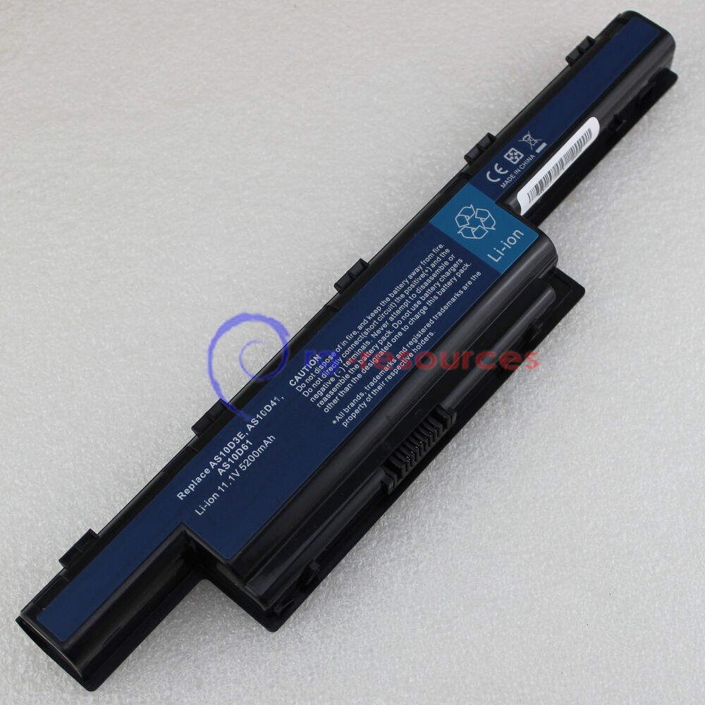 Laptop Battery For Acer Aspire 4743g 4743z 4743zg 5749z