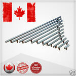 Kitchen cabinet handles, ALL SOLID, T Bar pull,Premium Quality stainless steel