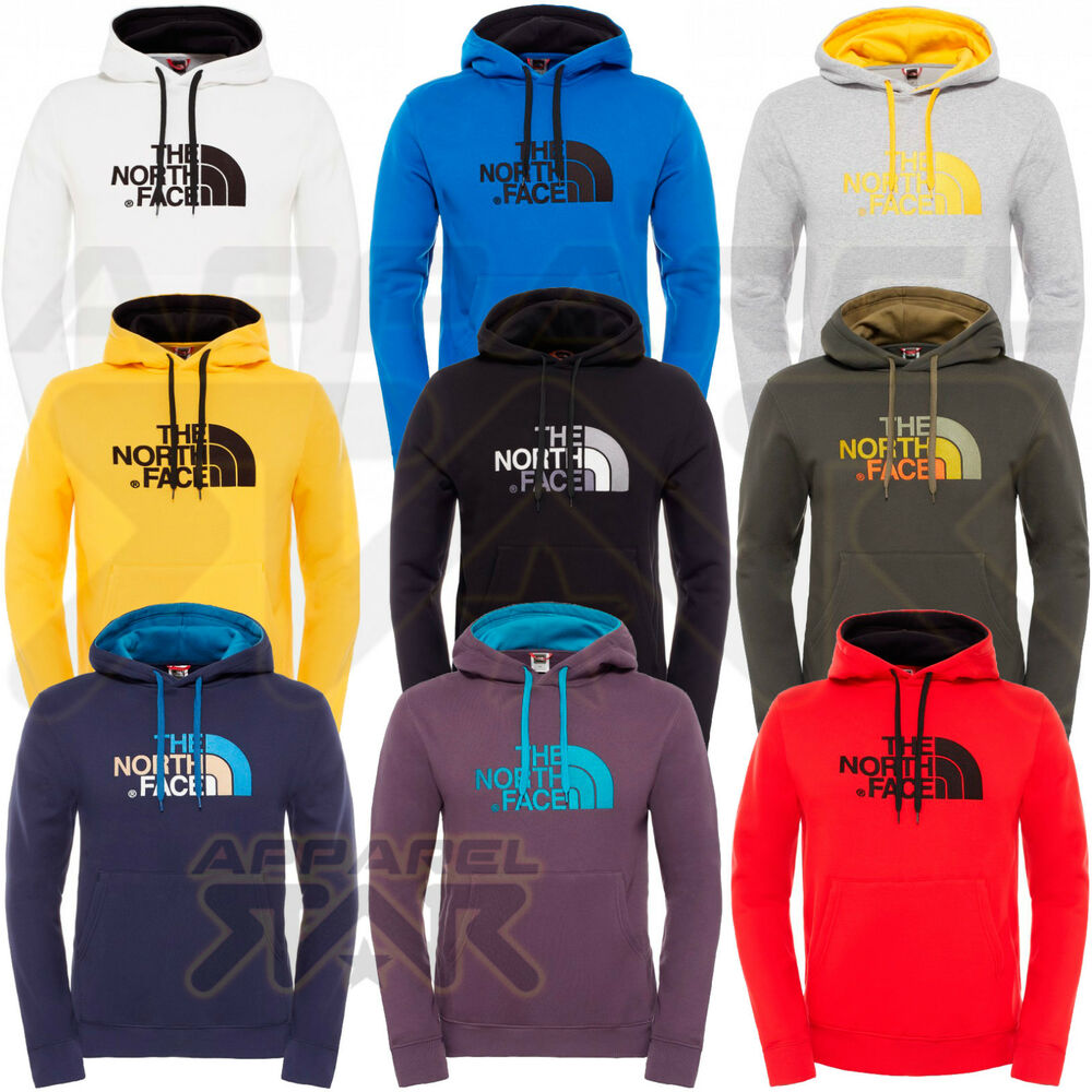 North face hoodies