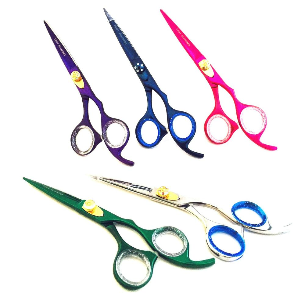 professional haircutting scissors professional hair cutting shears salon barber scissors ebay 5104