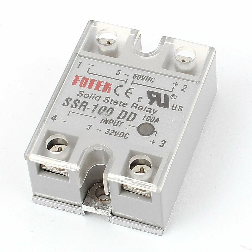 Solid State Relais Dc Holidays Load Control Relay Del30007