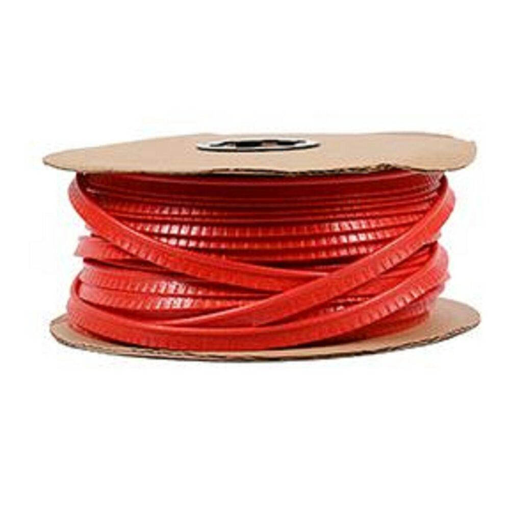 Auto Welt Cord Piping 3 16 Quot Red Trim Piping Vinyl Pvc Seat