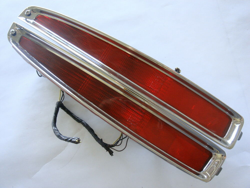 1994 99 Cadillac Deville Tail Lights Hot Rod Frenched Rat