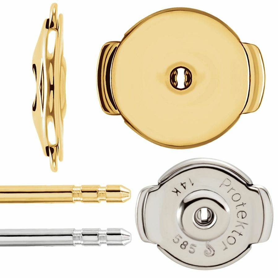 locking back earrings earring lock earring backings guide what are the best 7913