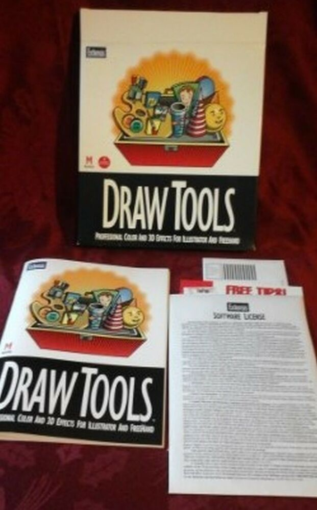 Draw Tools for Mac by Extensis | eBay