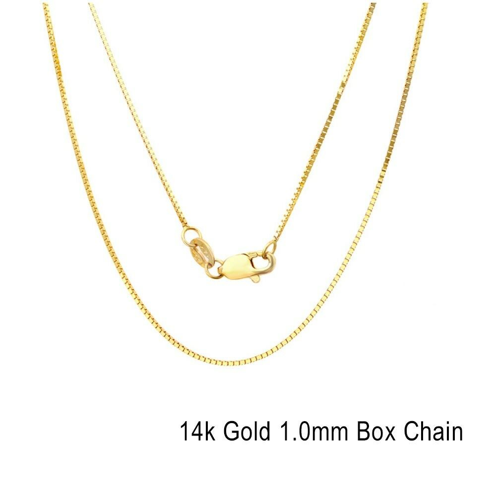 Diamond Cut Gold Ball Chain