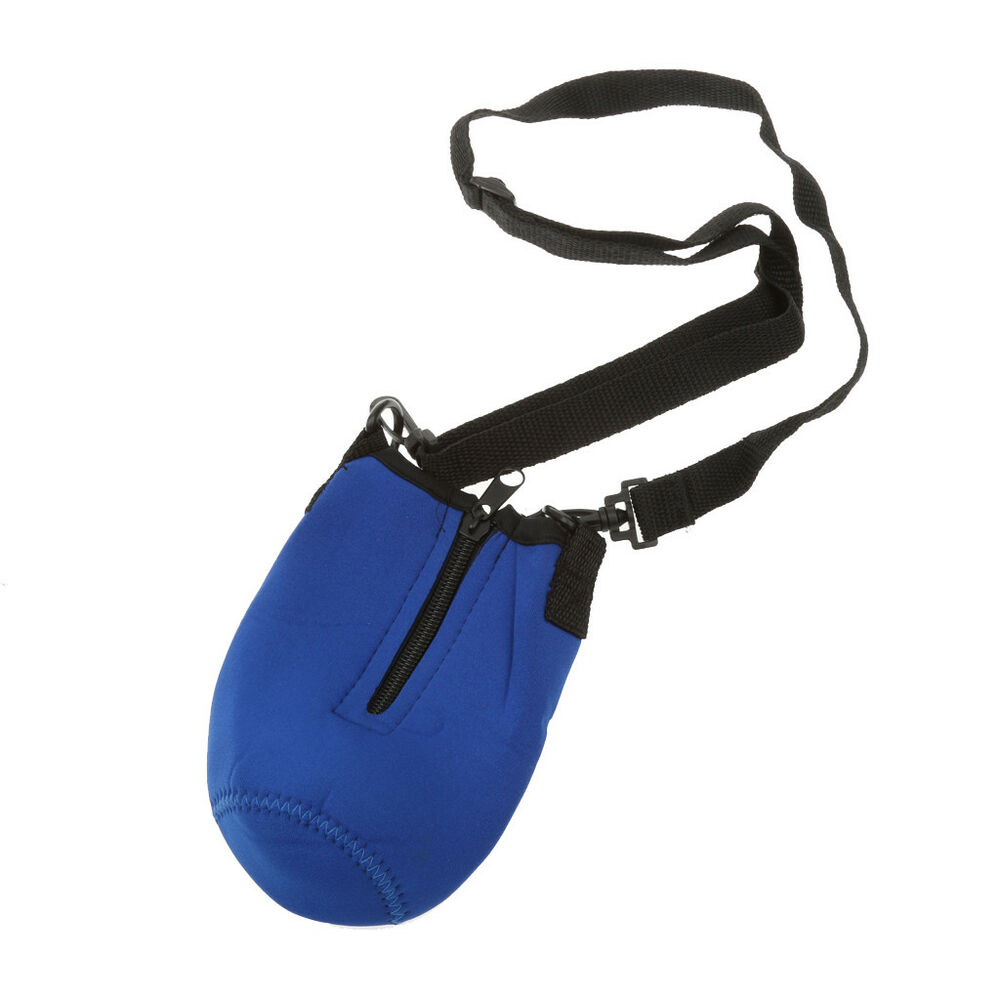 500ml Water Bottle Carrier Insulated Cover Case Pouch Bag ...